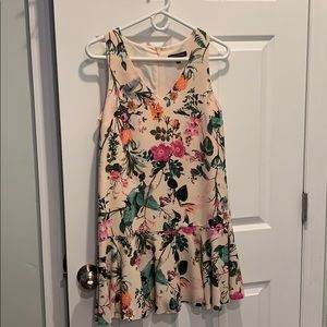 Banana Republic Floral dress size 0